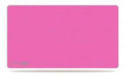 Playmat Ultra Pro Magic ARTIST'S SOLID PINK Rosa Tappetino 60x35 cm Carte