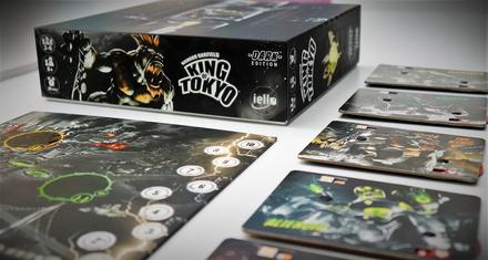 King of Tokyo - Dark