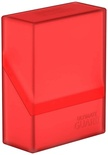 Deck Case BOULDER 40+ Ultimate Guard Magic Ruby - Rosso Porta Mazzo