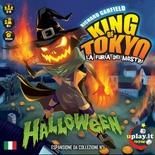 KING OF TOKYO LA FURIA DEI MOSTRI HALLOWEEN Espansione N. 1 Gioco da Tavolo Italiano