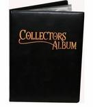 Album Dragon Shield COLLECTORS BLACK Nero Raccoglitore 9 Tasche 12 Pagine Portfolio