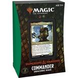Mazzo Magic Commander FORGOTTEN REALMS DRACONIC RAGE Deck AFR Inglese