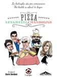PIZZA SPAGHETTI E MANDOLINO Gioco da Tavolo Italiano