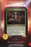 Mazzo Magic Commander 2017 BRAMA VAMPIRICA Deck C17 Italiano