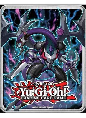 YUGIOH Mega-Tin 2015 RIBELLIONE OSCURA Mazzo Carte ITALIANO Yu-Gi-Oh! Box Deck