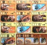 COLT EXPRESS : PROMO CARDS Gioco da Tavolo