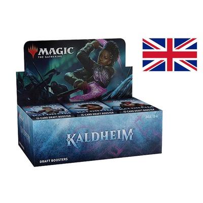 Box Magic KALDHEIM 36 Buste Booster Inglese