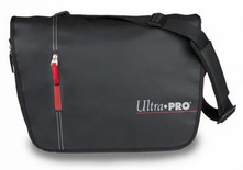 Gamers Bag Ultra PRO Magic RED Borsa con Tracolla Deluxe Valigetta Album Rosso