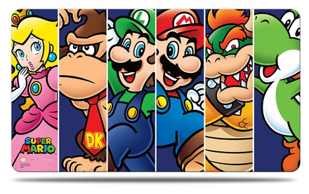 Playmat Ultra Pro Magic Mario & Friends with PlayTube Tappetino