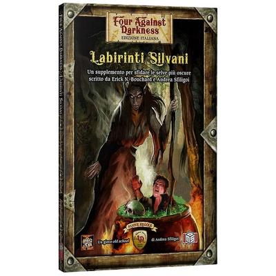 Four Against Darkness: Labirinti Silvani