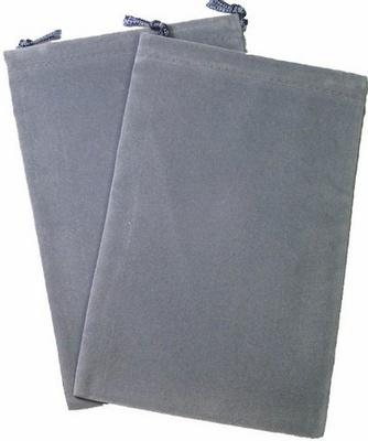 Cloth Dice Bag Small Chessex GREY Sacchetto di Stoffa per Dadi Piccolo Grigio