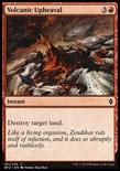 Volcanic Upheaval
