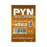 100 Sleeves PYN 41x63 Bustine Protettive x Giochi da Tavolo