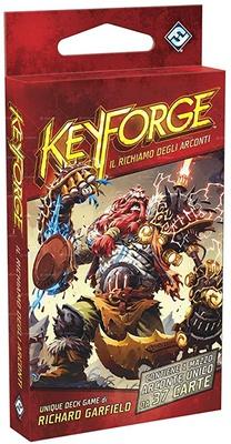 KeyForge - Bundle Ondata Oscura + Richiamo degli Arconti