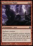 Thunderous Might