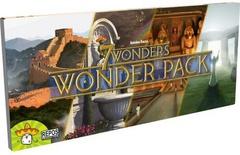 7 WONDERS : WONDER PACK Espansione Gioco da Tavolo