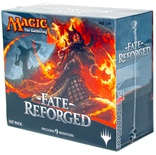 Fat Pack Magic FATE REFORGED Inglese RIFORGIARE IL DESTINO 9 Boosters