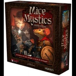 MICE AND MYSTICS Gioco da Tavolo