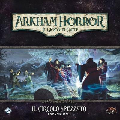 ARKHAM HORROR LCG : IL CIRCOLO SPEZZATO Espansione Gioco da Tavolo