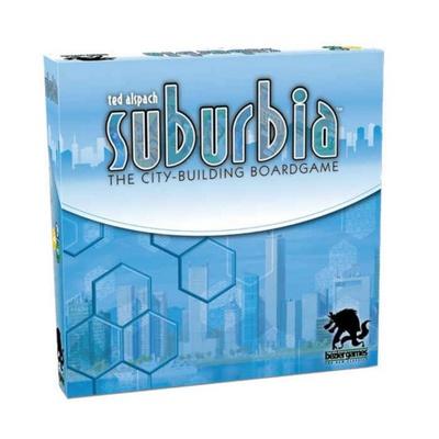 Suburbia Seconda Edizione: BUNDLE Base + Espansioni + Promo Omaggio