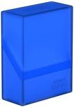 Deck Case BOULDER 40+ Ultimate Guard Magic Sapphire - Blu Porta Mazzo