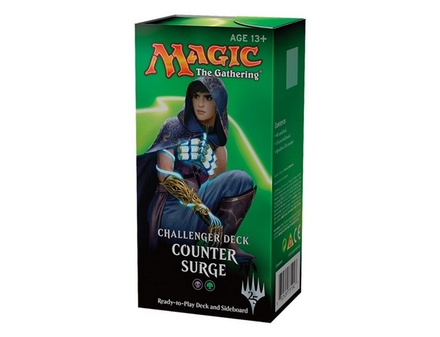 Challenger Deck Magic COUNTER SURGE Mazzo