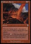 Volcanic Spray