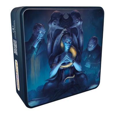Conspiracy - Intrighi nel Mondo di Abyss (Blu)