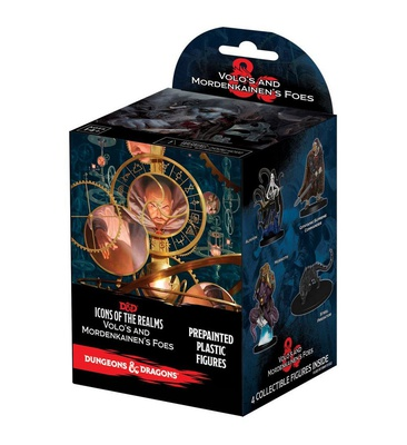 D&D VOLO'S AND MORDENKAINEN FOES ICONS OF THE REALMS Booster Miniature 5th Edition 5E