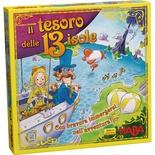 IL TESORO DELLE 13 ISOLE Gioco da Tavolo