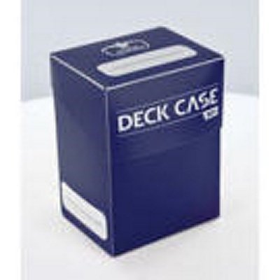 Deck Case Box 80+ Ultimate Guard Magic DARK BLUE BLU SCURO Porta Mazzo
