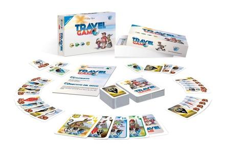 TRAVEL GAME Gioco da Tavolo Italiano