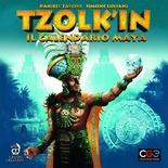 TZOLK'IN IL CALENDARIO MAYA Gioco da Tavolo in Italiano Tzolkin
