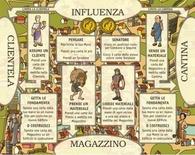 SIT GLORIA ROMAE : PLANCIA PROMO Gioco da Tavolo in Italiano