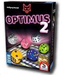 OPTIMUS 2 (Dopplet So Clever) Gioco da Tavolo