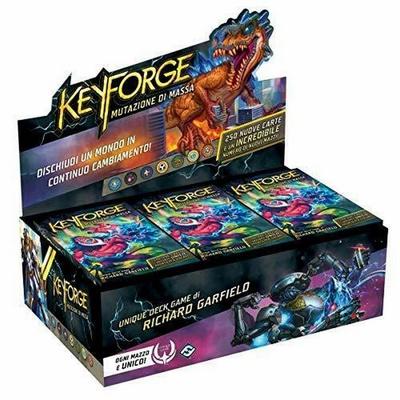 KeyForge Mutazione di Massa - Box 12 Mazzi