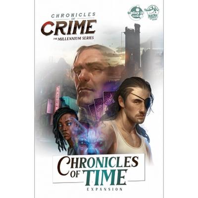 CHRONICLES OF CRIME : CHRONICLES OF TIME Espansione Gioco da Tavolo