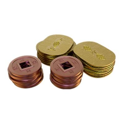 Shogun no Katana: Monete in Metallo
