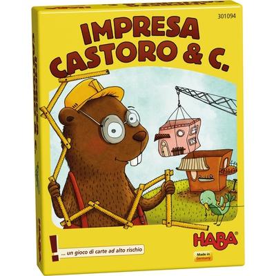 IMPRESA CASTORO & C. Gioco da Tavolo