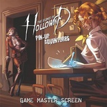THE SILENCE OF HOLLOWIND : PIN-UP GM SCREEN Gioco di Ruolo