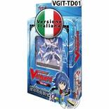 Trial Deck Cardfight!! Vanguard DISTRUTTORE DELLE LAME Mazzo Italiano