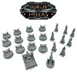 LORD OF HELLAS: Terrain Deluxe 3D Scenario Città