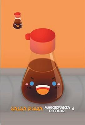 SUSHI GO! : SALSA DI SOIA Promo Card Gioco da Tavolo