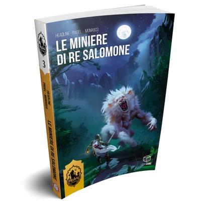 Misteri d'Oriente Vol 3 - Le Miniere di Re Salomone