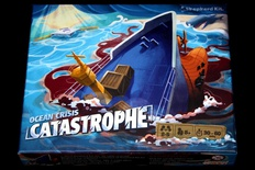 OCEAN CRISIS : CATASTROPHE Espansione Gioco da Tavolo