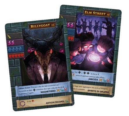 ONE DECK DUNGEON : BONUS PACK 2 PROMO Gioco da Tavolo