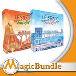 LE STRADE D'INCHIOSTRO Blu + Rosso BUNDLE