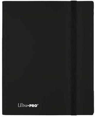 Album Ultra Pro PRO ECLIPSE PRO BINDER BLACK Nero Raccoglitore 9 Tasche 20 Pagine