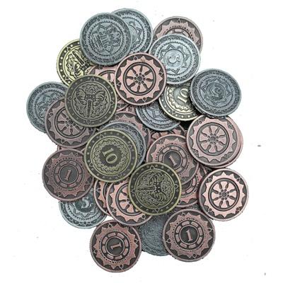 Maharaja: Metal Coins