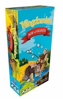 KINGDOMINO : AGE OF GIANTS Gioco da Tavolo